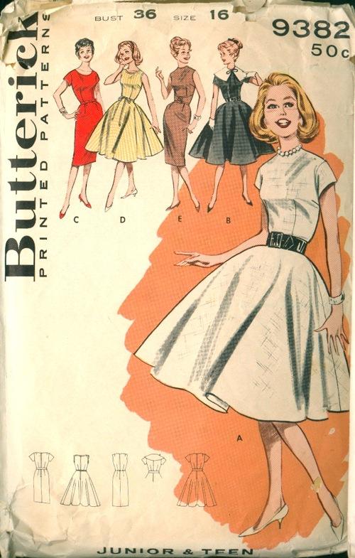 Butterick 9382