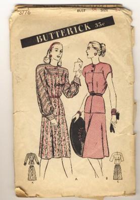 Butterick 3776