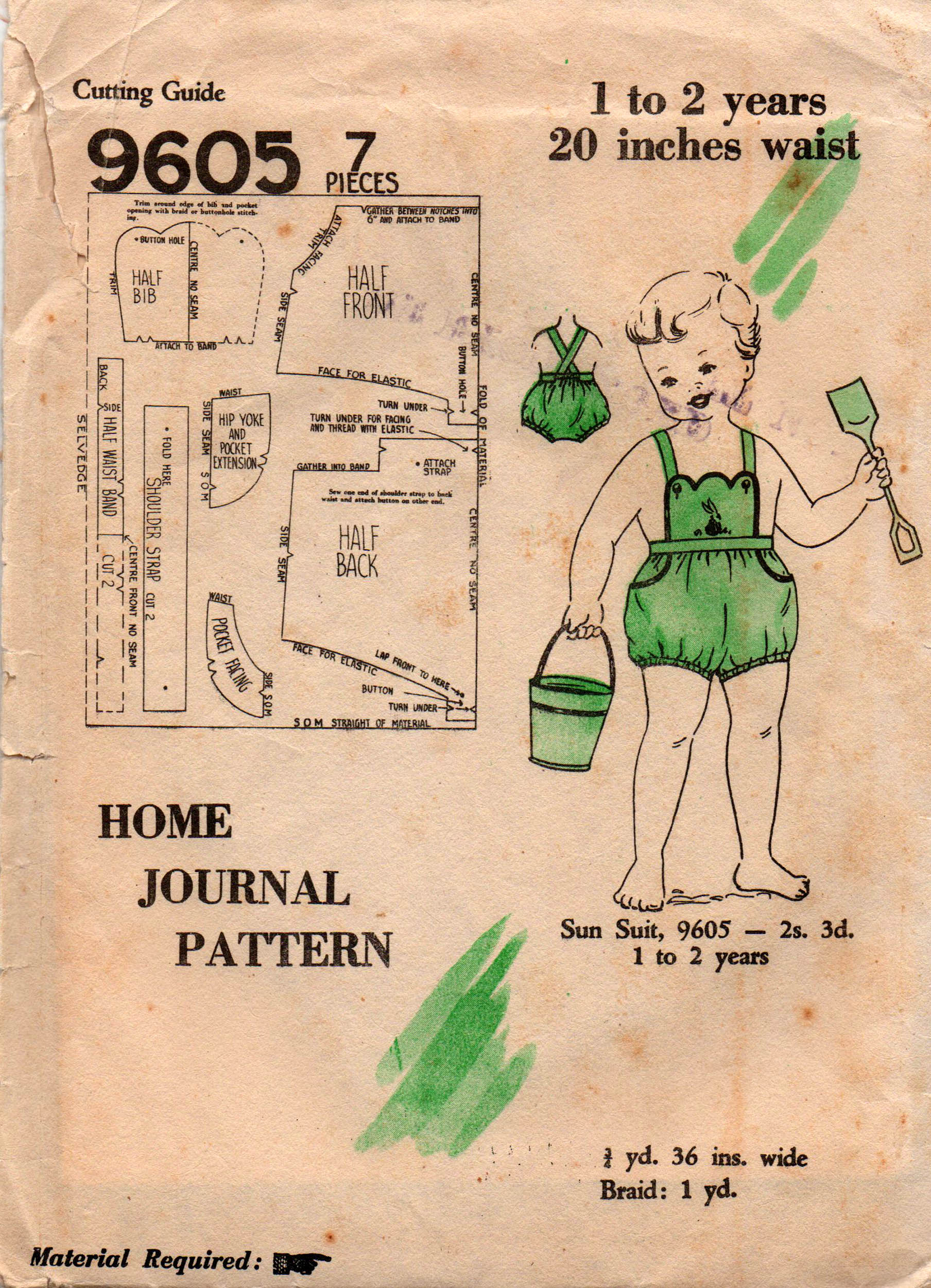 Australian Home Journal 9605