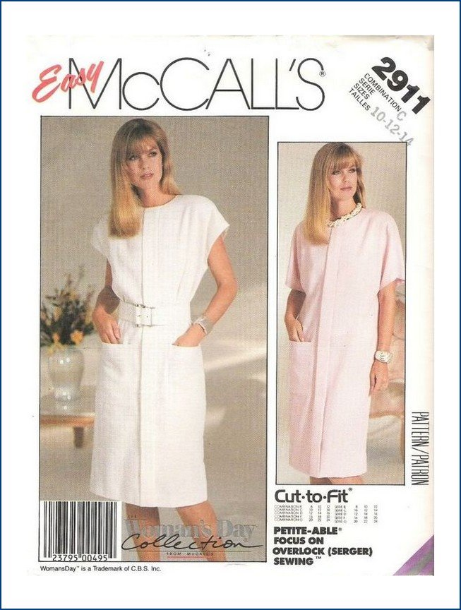 McCall's 2911