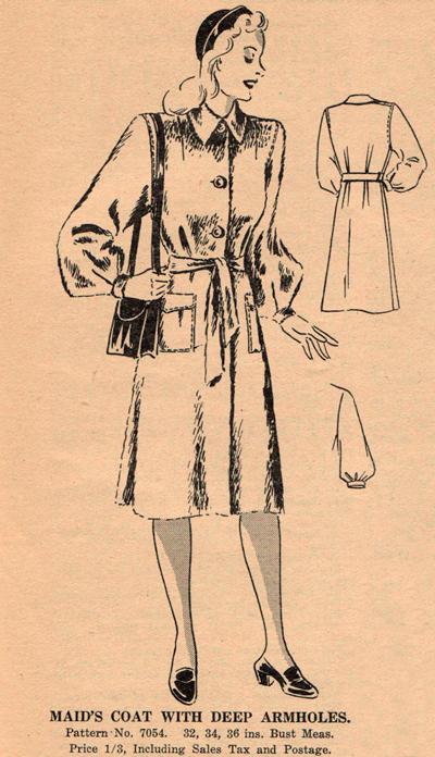 Madame Weigel's 7054