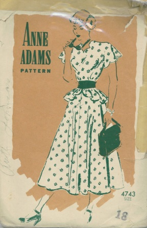 Anne Adams 4743 B