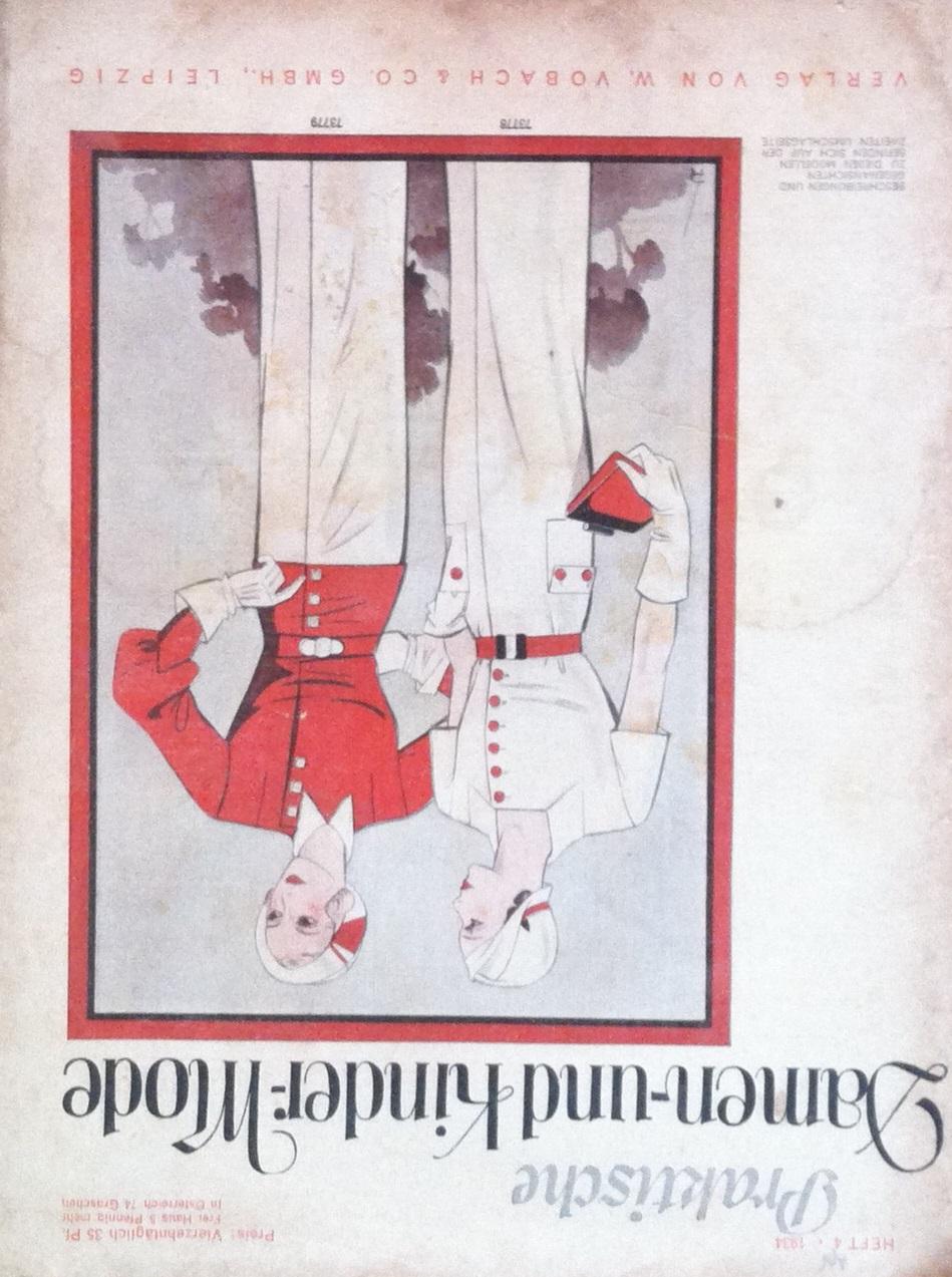 Praktische Damen- und Kinder-Mode No. 4 1934
