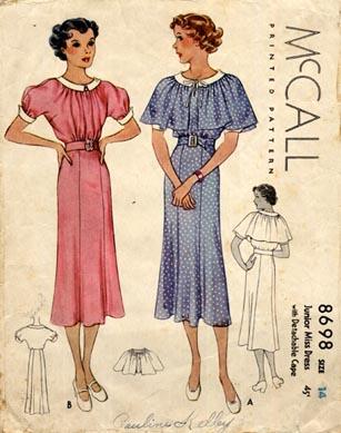 McCall 8698