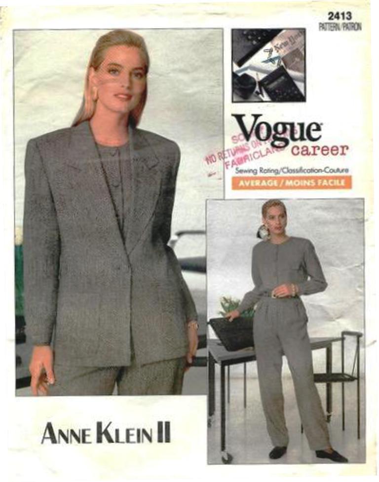 Vogue 2413 A
