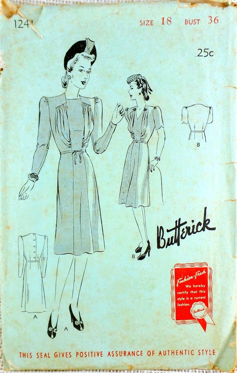 Butterick 1241