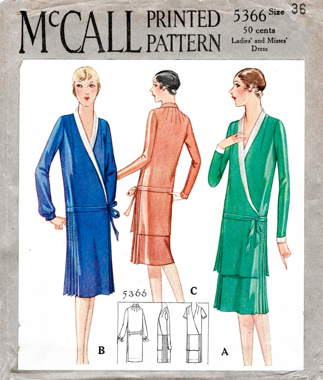 McCall 5366