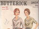 Butterick 3828