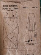 Home Journal Paper Patterns 12166