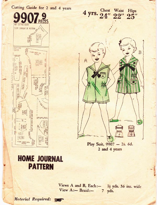 Australian Home Journal 9907