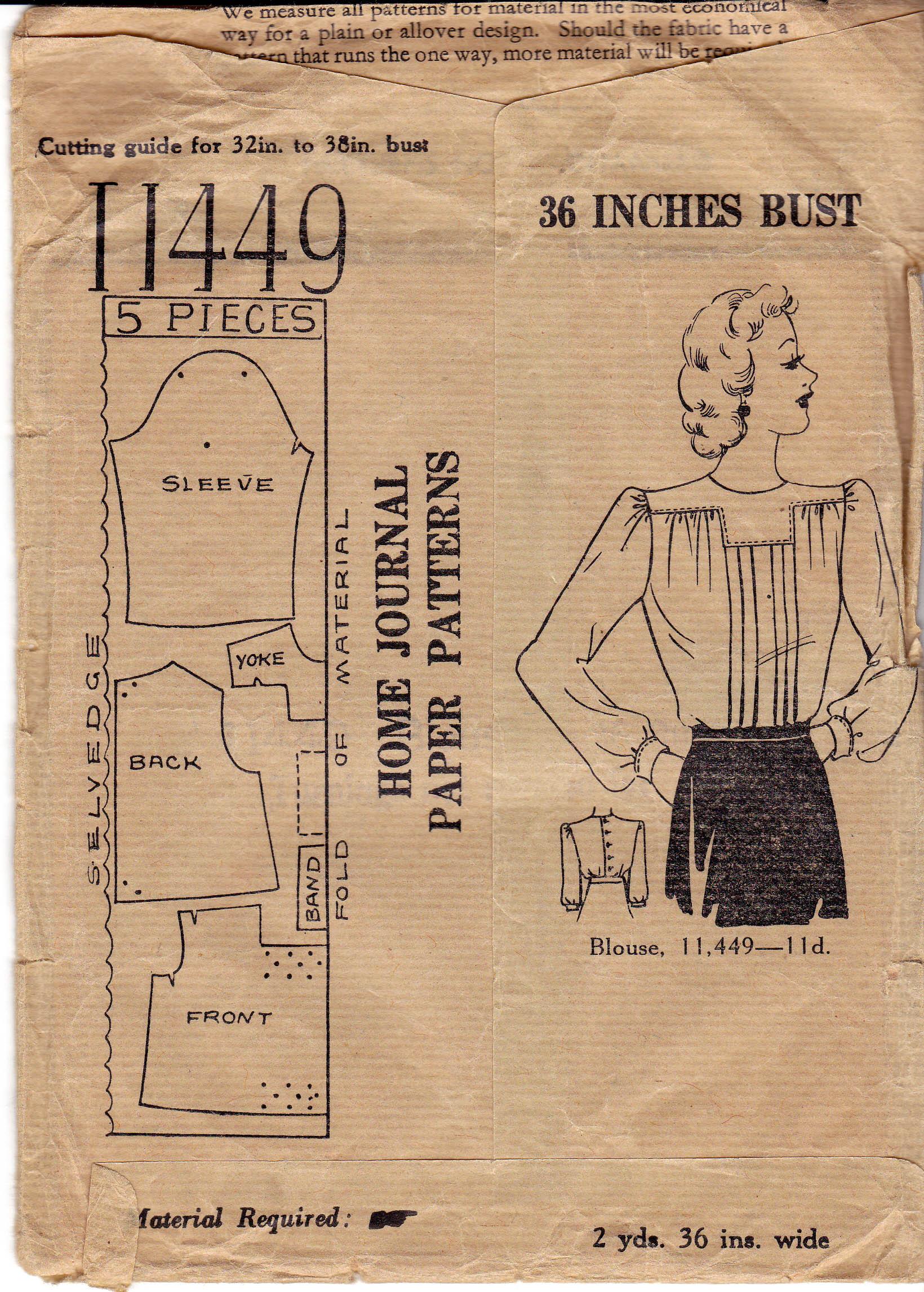 Australian Home Journal 11449