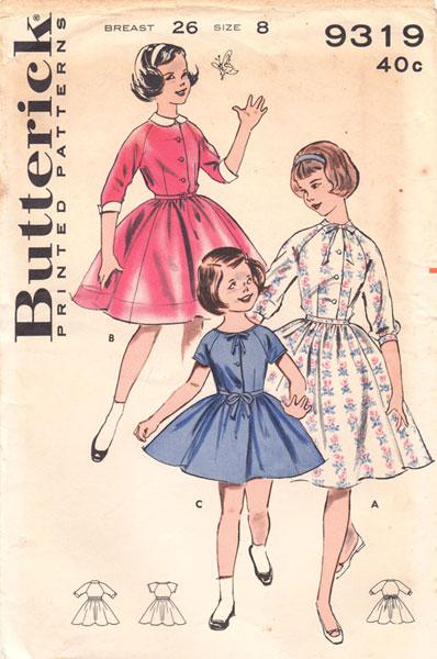 Butterick 9319