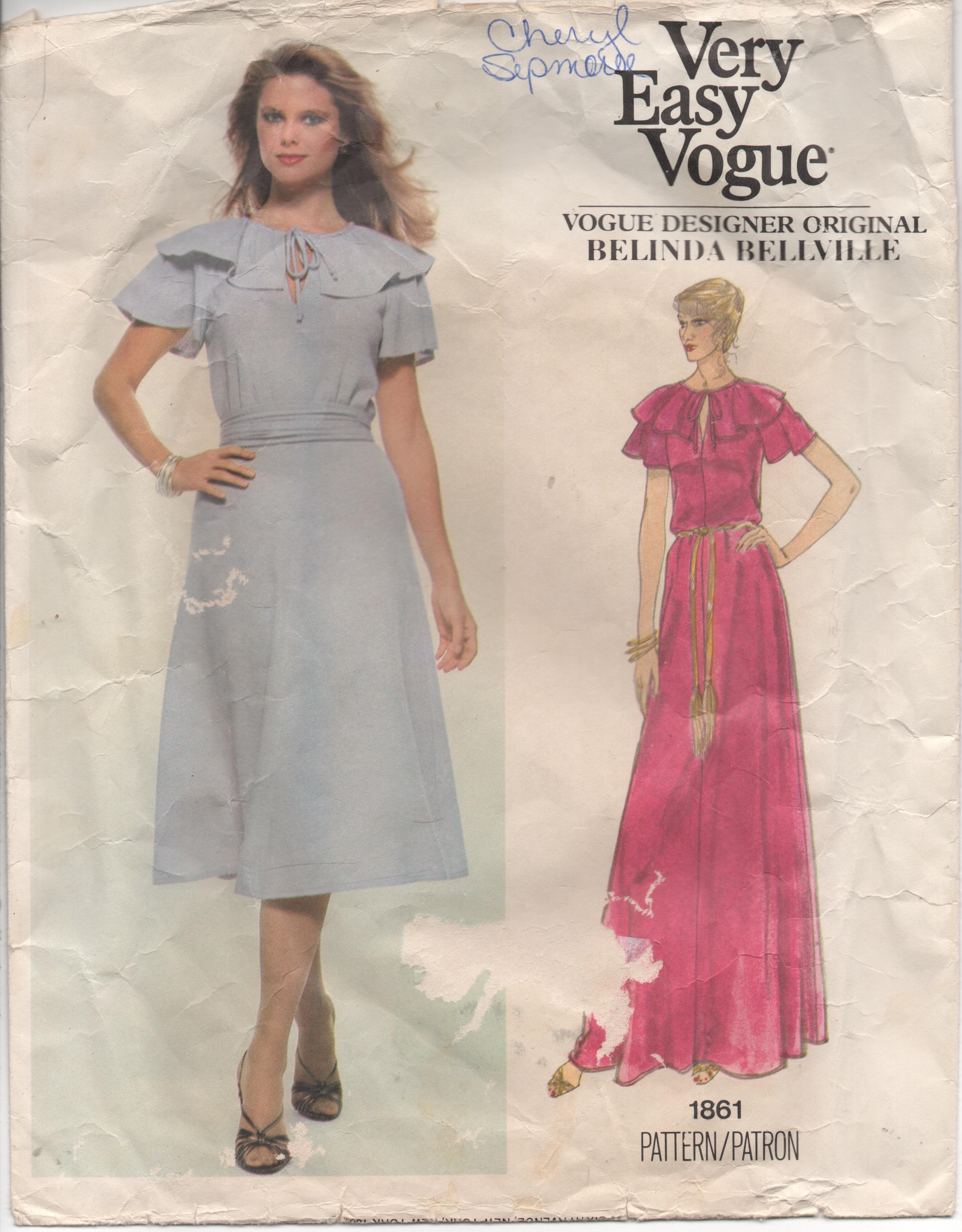 Vogue 1861 B