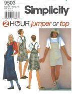 Simplicity 9503 B