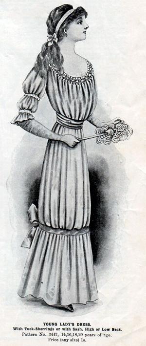 Madame Weigel's 3447