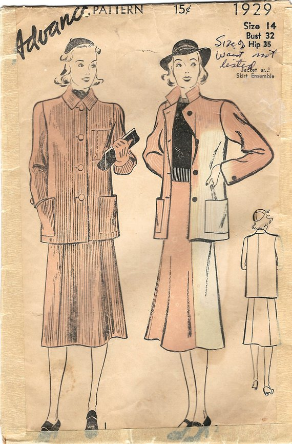 Advance 1929