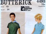 Butterick 4493 C