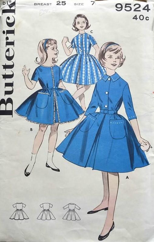 Butterick 9524