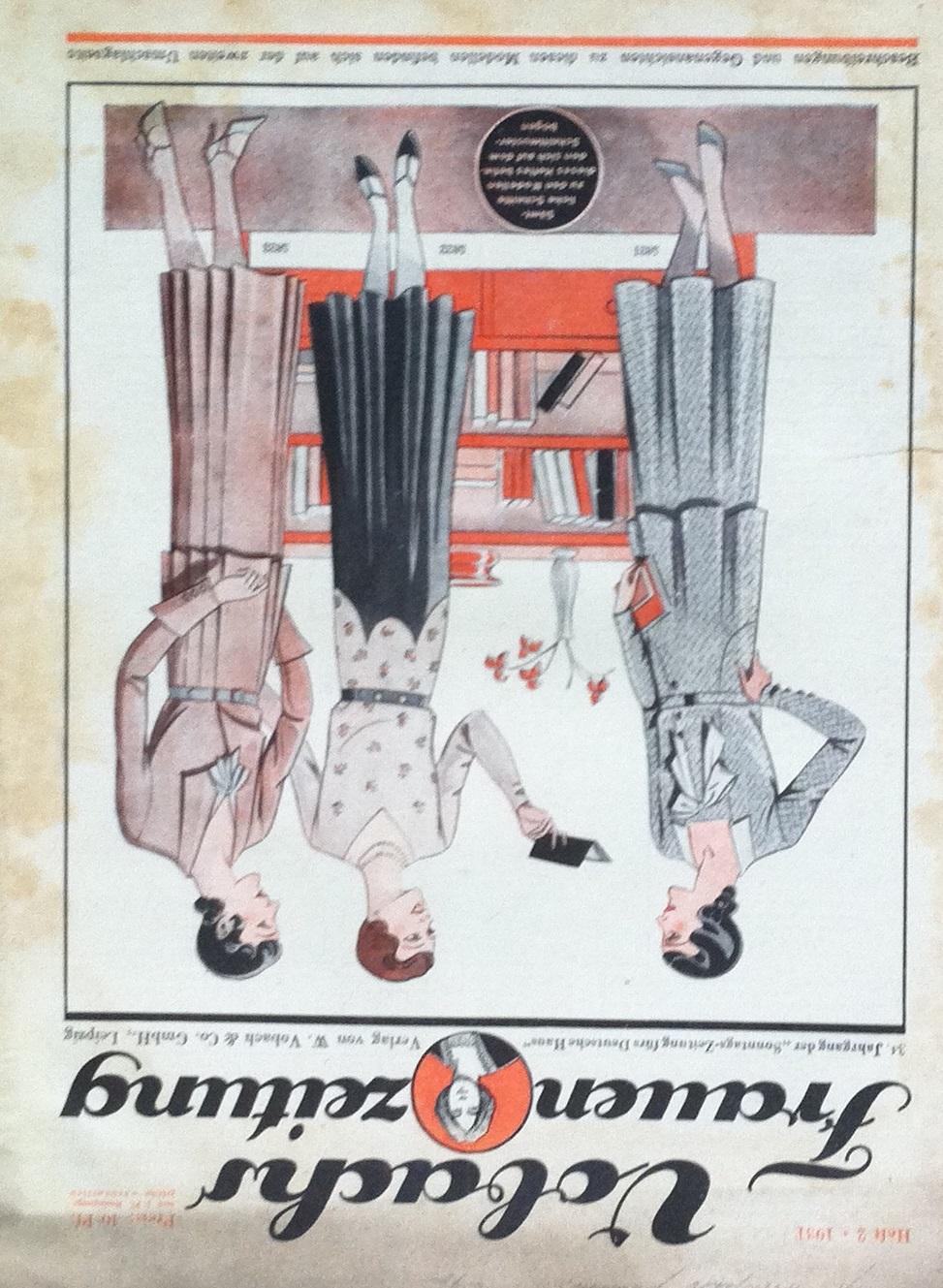 Vobachs Frauenzeitung No. 2 Vol. 34 1931