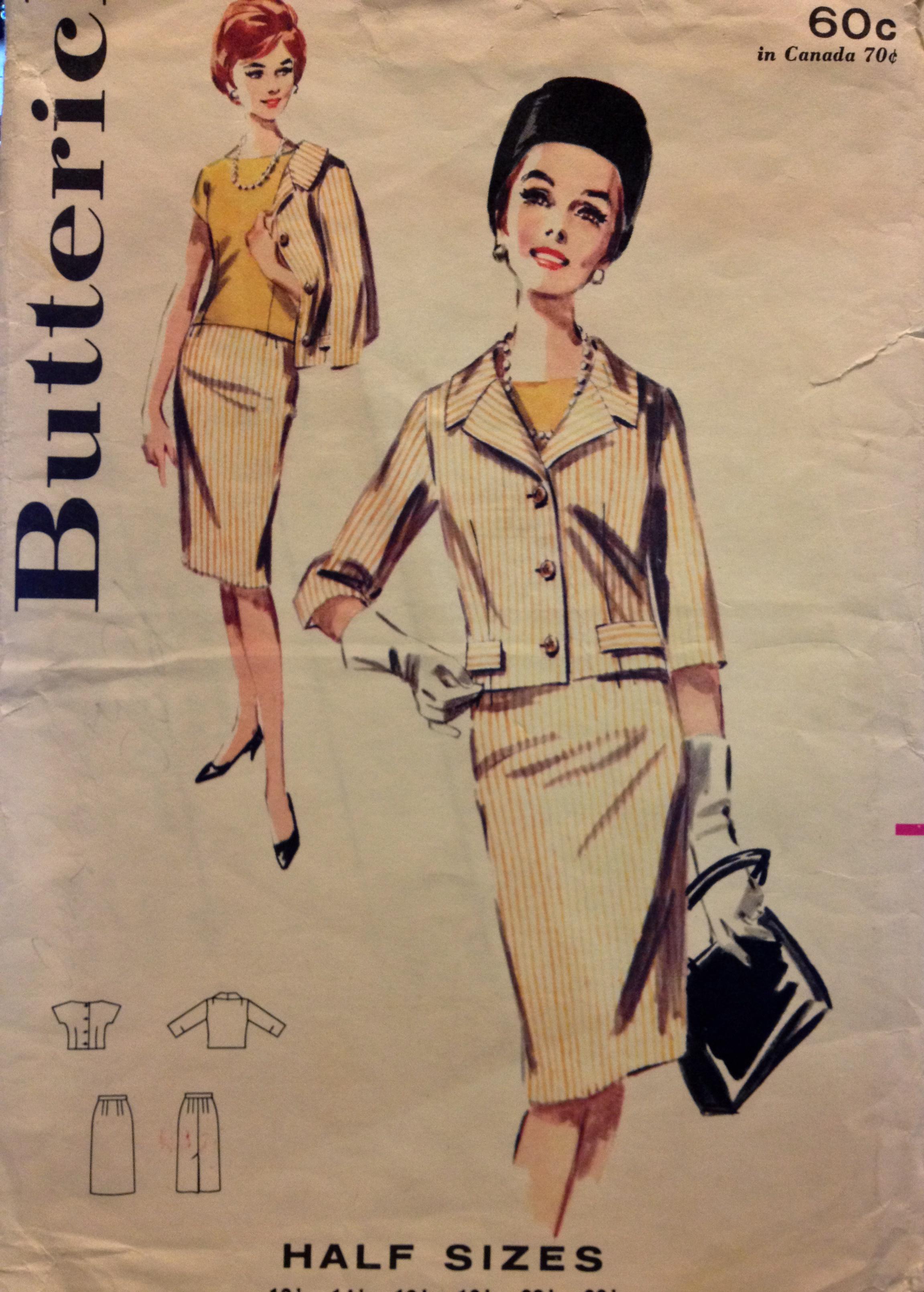 Butterick 2606