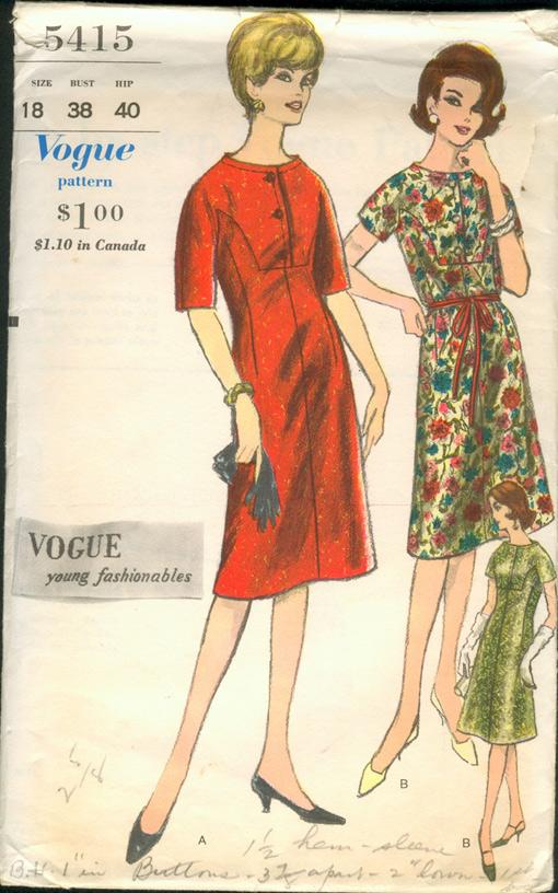 Vogue 5415
