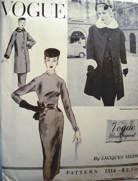 Vogue 1314 A