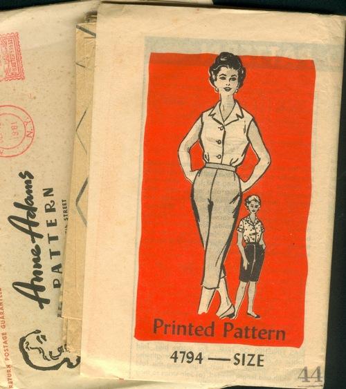 Anne Adams 4794