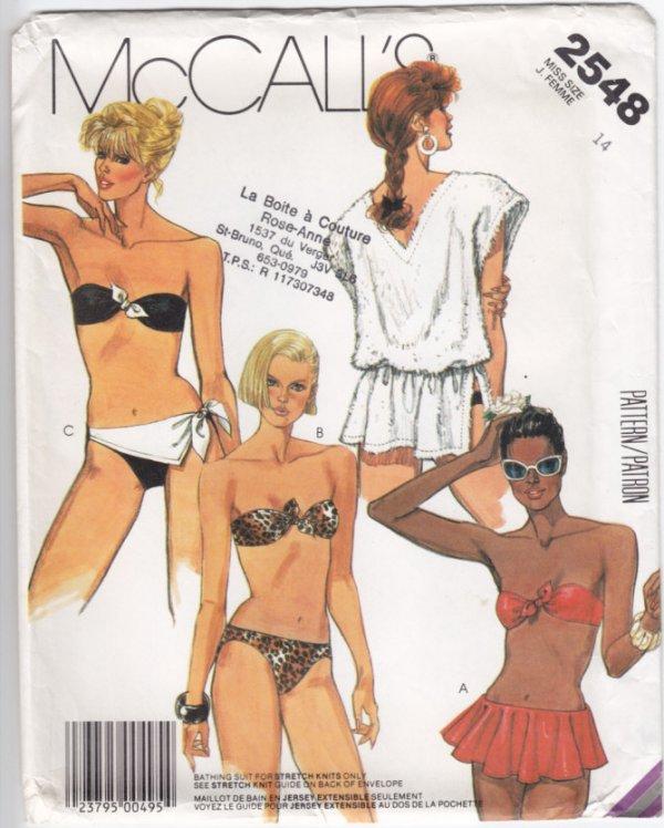 McCall's 2548