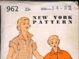 New York 962