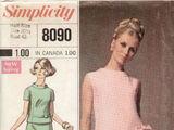 Simplicity 8090