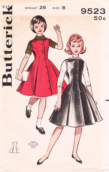Butterick 9523