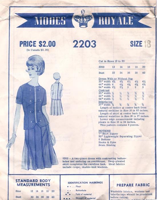 Modes Royale 2203