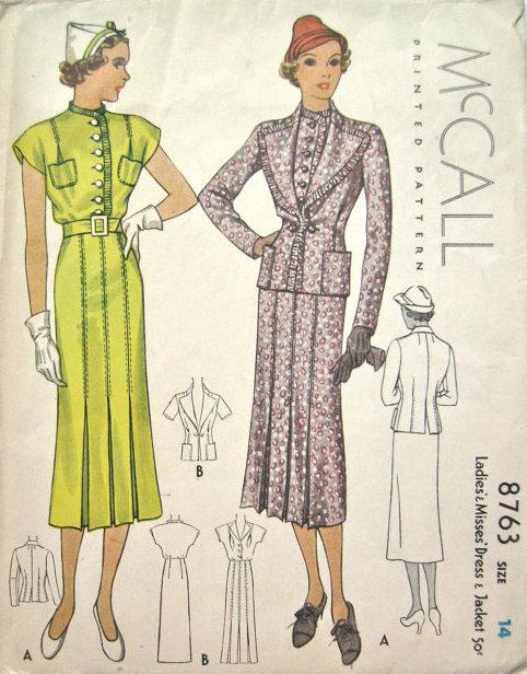McCall 8763