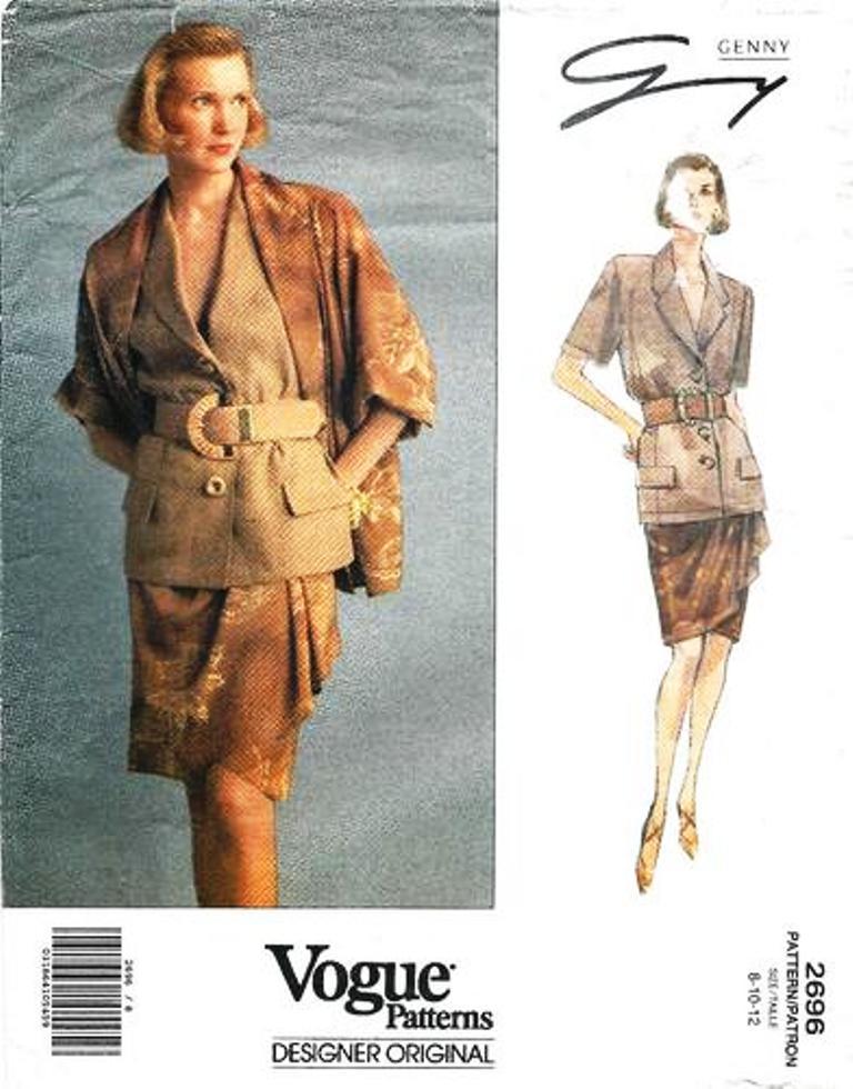 Vogue 2696 B
