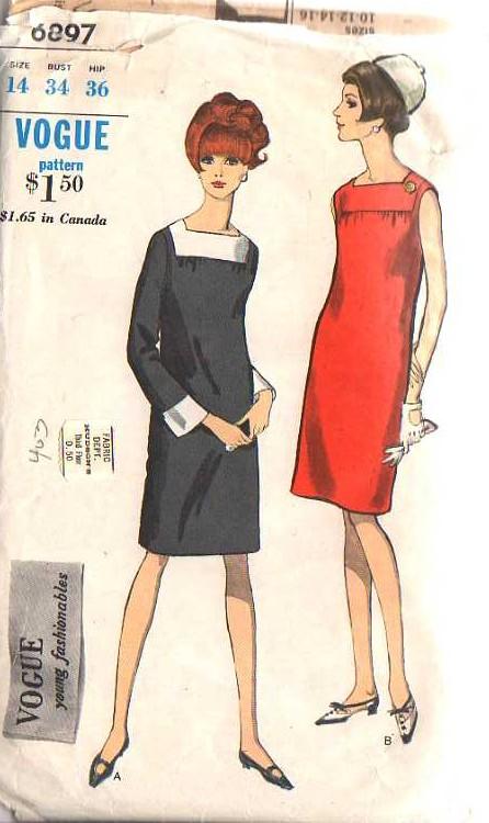Vogue 6897