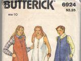 Butterick 6924