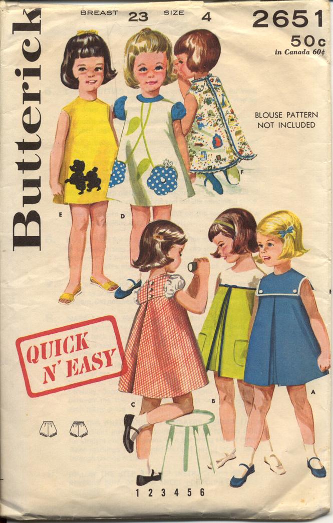 Butterick 2651