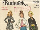 Butterick 5971 A