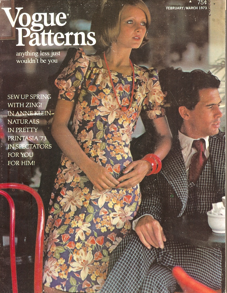 Vogue Patterns February/March 1973