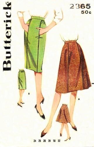 Butterick 2365