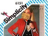Simplicity 6151