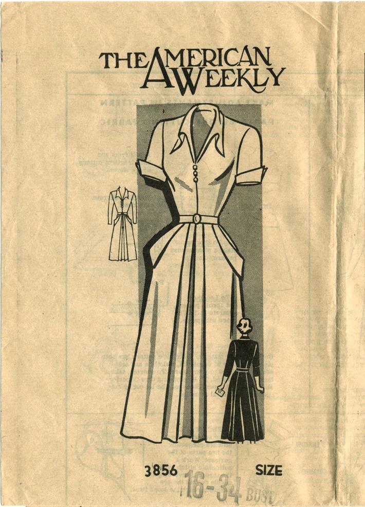 American Weekly 3856