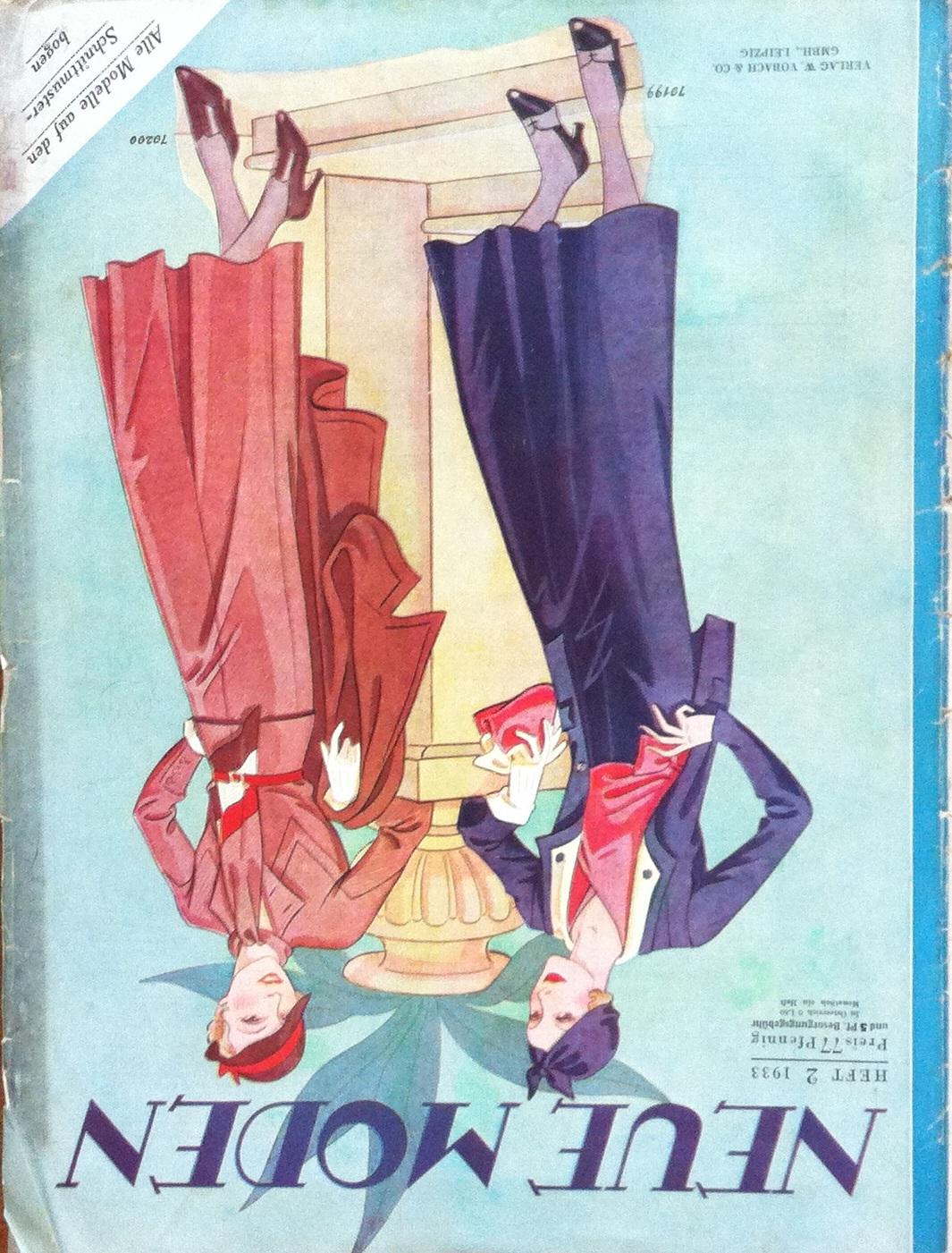 Neue Moden No. 2 1933