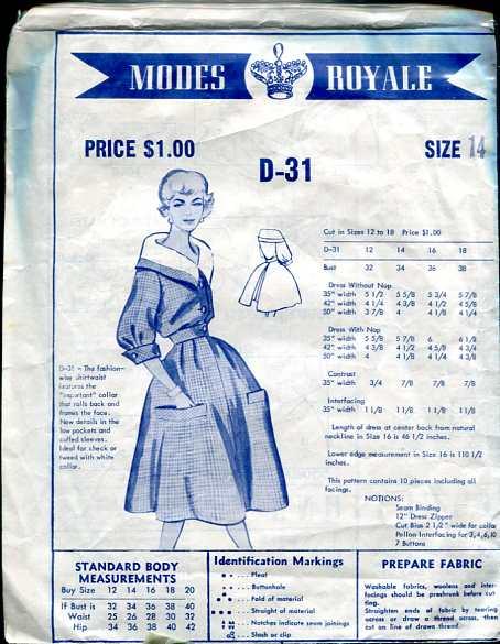 Modes Royale D-31