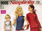 Simplicity 8098