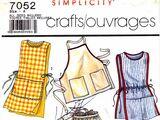 Simplicity 7052 A