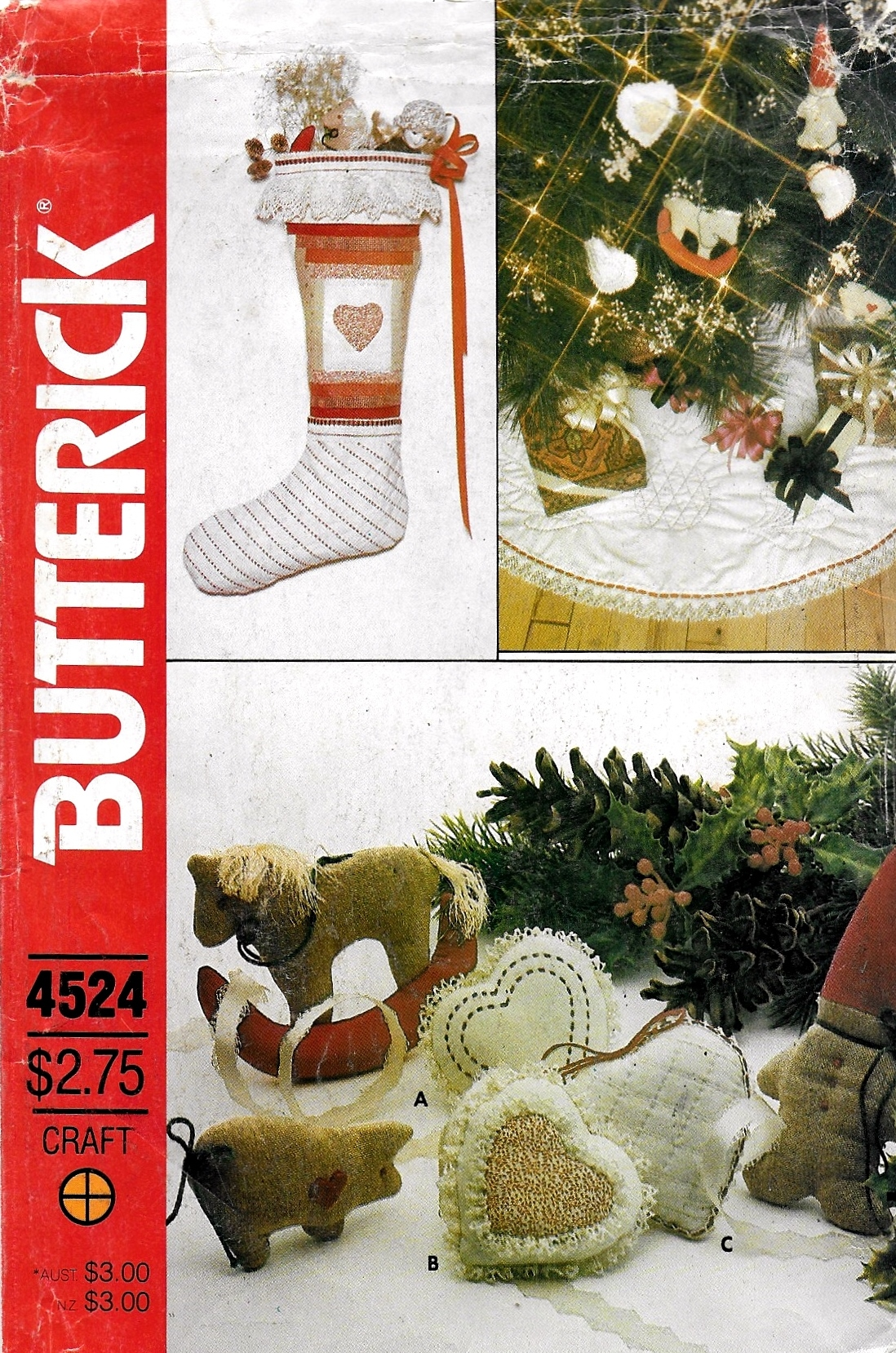 Butterick 4524 A