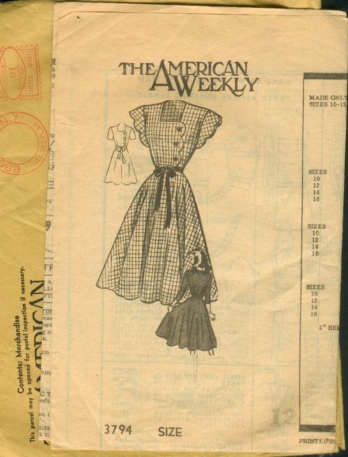 American Weekly 3794