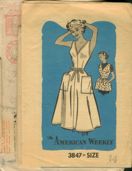 American Weekly 3847 A