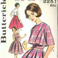 Butterick 2251
